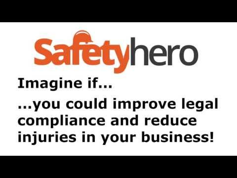 Safety Hero - Software for Workplace Health & Safety Compliance
