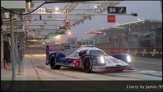 GT Sport - Le Mans lap record - Beating Jani