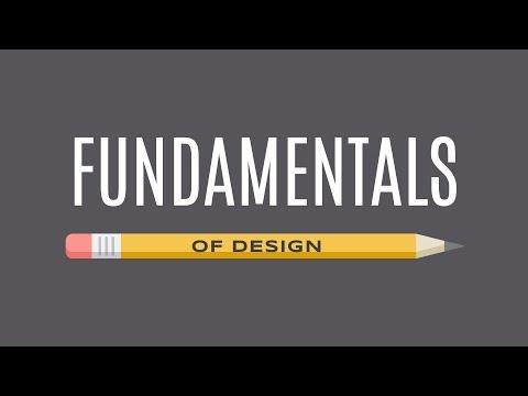 graphic design fundamentals tutorial