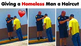 Awesome Police Who Did Things That Made Everyone Smile