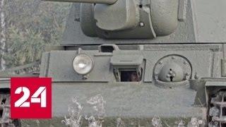 22 победы танкиста Колобанова. Документальный фильм