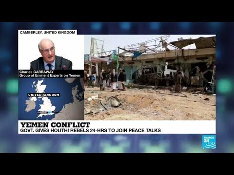 UN issue report on possible war crimes in Yemen