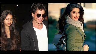 Shahrukh Is Very Protective Of Suhana  Priyanka To Get A Pay Hike