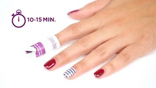 Jamberry TruShine Gel Removal Video