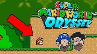 YOU CAN POSSESS THE STUPIDEST THINGS  || Super Mario World Odyssey - dooclip.me