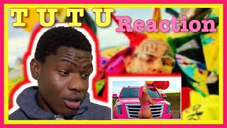 6IX9INE - TUTU (official music video) REACTION!!!.