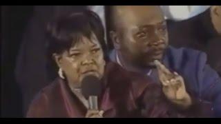 Pastor Shirley Ceaser U Name It Challenge Compilation