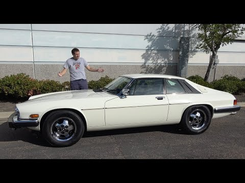 The Jaguar XJS V12 Is the Cheapest V12 Sports Car On Earth