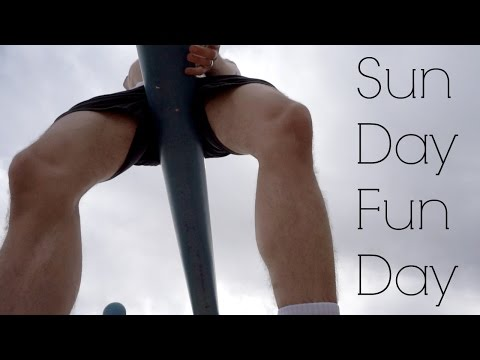 Sun Day Fun Day | MATT AND BLUE