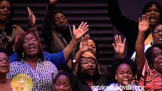 Pastor Charles Jenkins and the Mt. Zion Choir Nashville (Awesome)