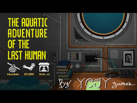 The Aquatic Adventure of the Last Human [Release Trailer - January 19th] thumbnail