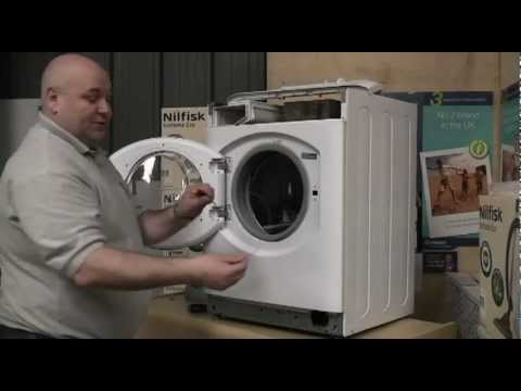 Replacing Rubber Door Seal In Washing Machine Is It A