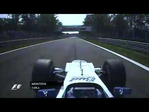 The Fastest Lap In F1 History* | Montoya At Monza 2004