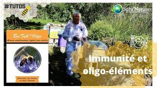 Bee'full oligo : immunité et oligo-éléments