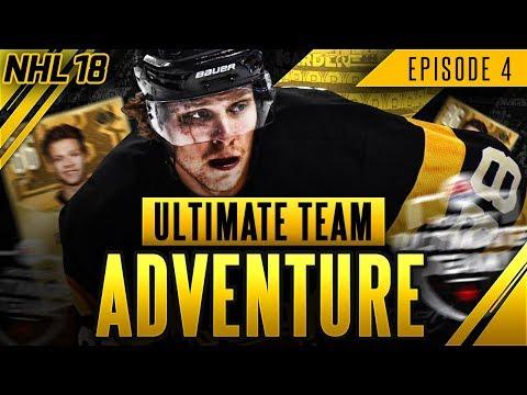 NHL 18 I Ultimate Team Adventure #4