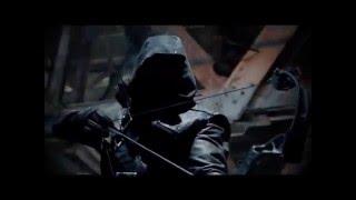 Arrow (1.09): Premier combat entre l'Archer Noir et Arrow