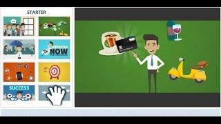 Как создавать анимационные видео-презентации в GoAnimate?