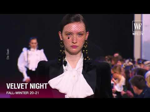 Velvet Night | fall-winter 20-21