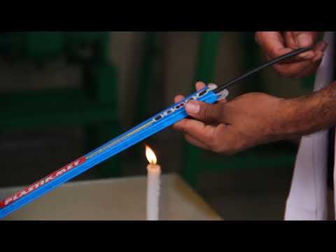 12 Inch Plastik Met Plastic Welding Rod