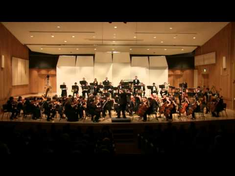 Performing with the CSUS orchestra during my junior year of  my bachelors.