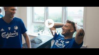 Bagom B-Day: Kom tæt på Bendtners første dag i F.C. København