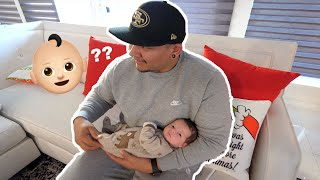 We went to Texas and now he wants a baby...