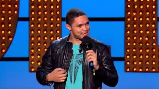 Comedian Trevor Noah On being mixed race in South Africa
