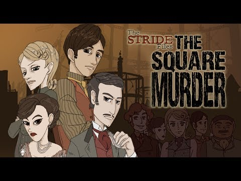 Video of Stride Files The Square Murder