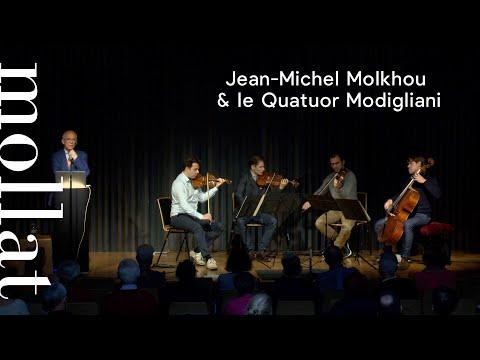 Jean Michel Molkhou & le Quatuor Modigliani