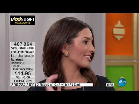 HSN | Moonlight Markdowns featuring Jewelry 11.10.2016 - 04 AM