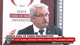 KGTÜ, bilimsel Referede Türkiye ve Dünya ortalamasının üzerinde
