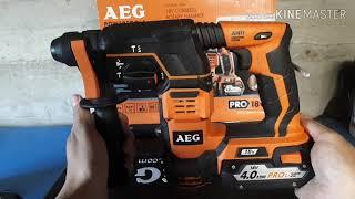 Perforateur BBH 18 AEG