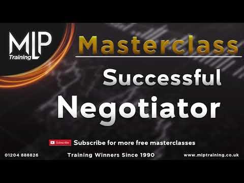 Negotiation Skills Masterclass - One Hour Audio Course. - YouTube