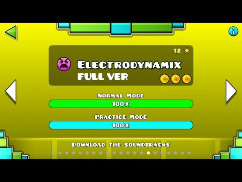 Geometry Dash - Jumper (FULL VER) All Coin / ♬ Partition