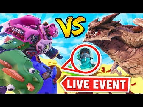 best fortnite event ever!