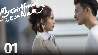 Drama My Girlfriend is Alien Sub Indo