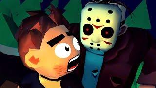 ЭТУ ПЯТНИЦУ 13 ТЫ НИКОГДА НЕ ЗАБУДЕШЬ ► Friday The 13 Killer Puzzle  1 