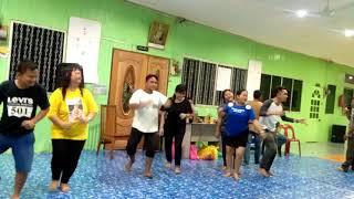 Gawai Tahun 2018 Bak Rumah Belilie Sg Tema Ulu Niah Sarawak