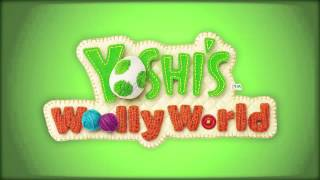 Lava Scarves and Red Hot Blargss - Yoshi's Woolly World (OST)