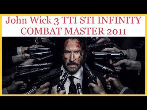 The John Wick 3 Taran Tactical Combat Master w/ Corinne Mosher - Fit