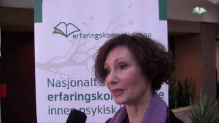 Psykisk Helse 2011 – Ellinor Major