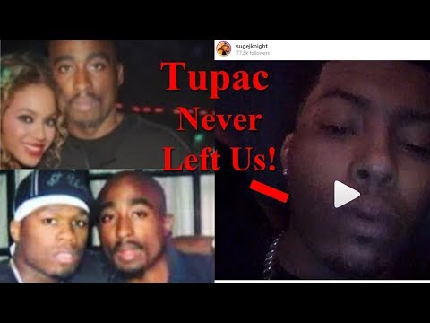 Suge Knight's Son Says Tupac Is ALIVE And Knows Where He Is