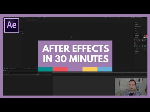Learn Adobe After Effects in 30 Minutes - YouTube
