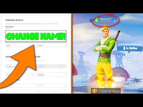(UPDATED 2019) HOW TO CHANGE YOUR PS4/PC DISPLAY NAME! (How To Change Name 2019)