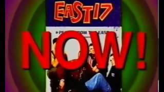 East 17 *Pie & Mash* 1993 Walhamstow