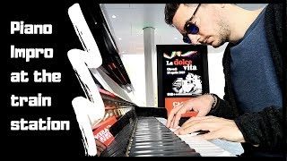 Piano Victim- Background &Covers / Jam Sessions with Dj, Cajon, Guitar / Solo-Du video preview