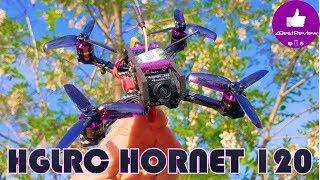 ✔ HGLRC Hornet 120mm - Реально Мощный FPV Микро Квадрокоптер!