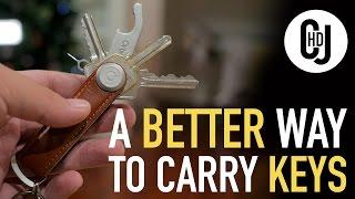 Orbitkey 2.0 - Carry Your Keys Better!