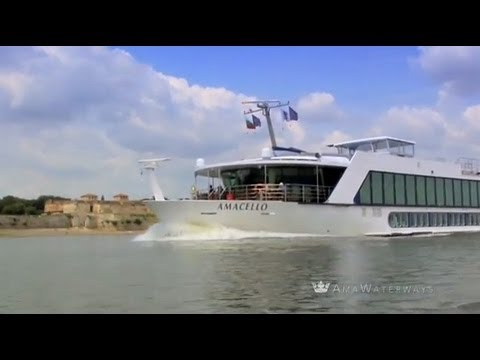AmaWaterways - River Cruising in Europe