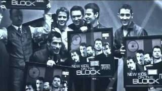 "New Kids On The Block ""Step By Step'"""